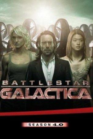 Звездный крейсер Галактика / Battlestar Galactica (1-4 сезоны)